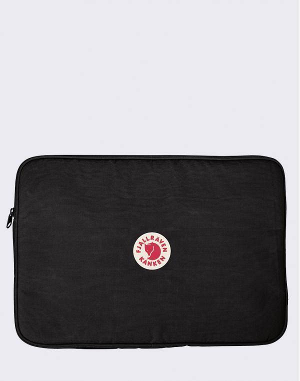 "Fjällräven Kanken Laptop Case 15"" 550 Black"