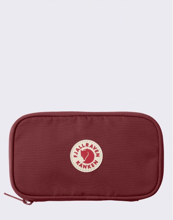Fjällräven Kanken Travel Wallet 326 Ox Red