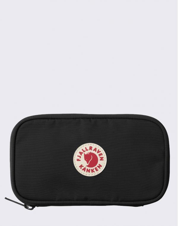 Fjällräven Kanken Travel Wallet 550 Black
