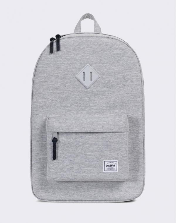 Herschel Supply Heritage Light Grey Crosshatch