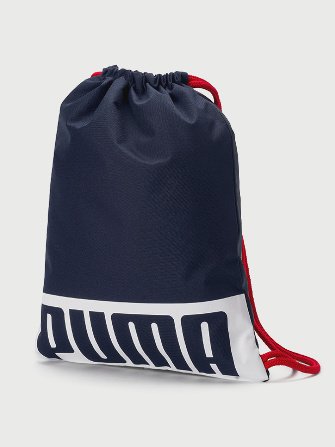 5f6dec6976 Vak Puma Deck Gym Sack Modrá