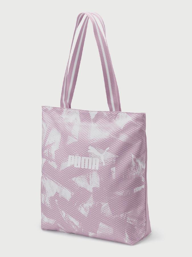 8733b0a07f Taška Puma WMN Core Shopper Růžová