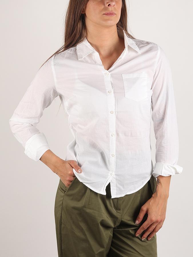 Košile Terranova Camicia Bílá  e746bd83cd