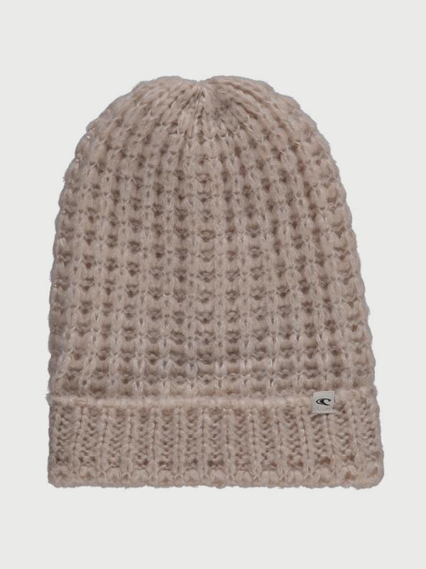 Čepice O´Neill BW Cosy Wool Mix Beanie Béžová