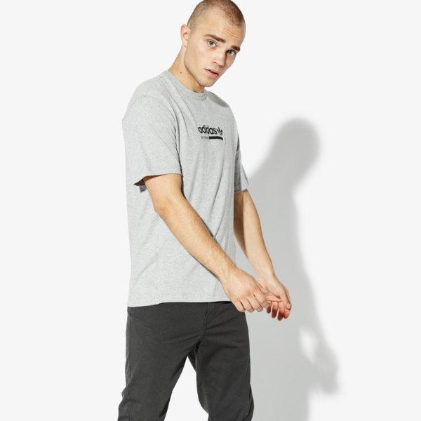 Adidas Ss Kaval Tee Originals Core Šedá EUR L