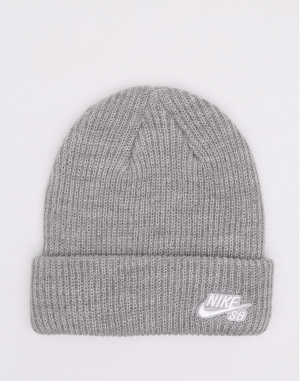 ... Nike Beanie Fisherman Dark Grey Heather- b2405cd White 50c10449 . ... 2c3f7fa207