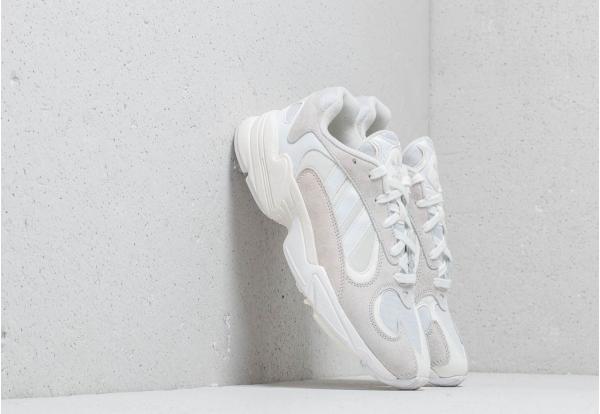 adidas Yung-1 Cloud White/ Cloud White/ Ftwr White