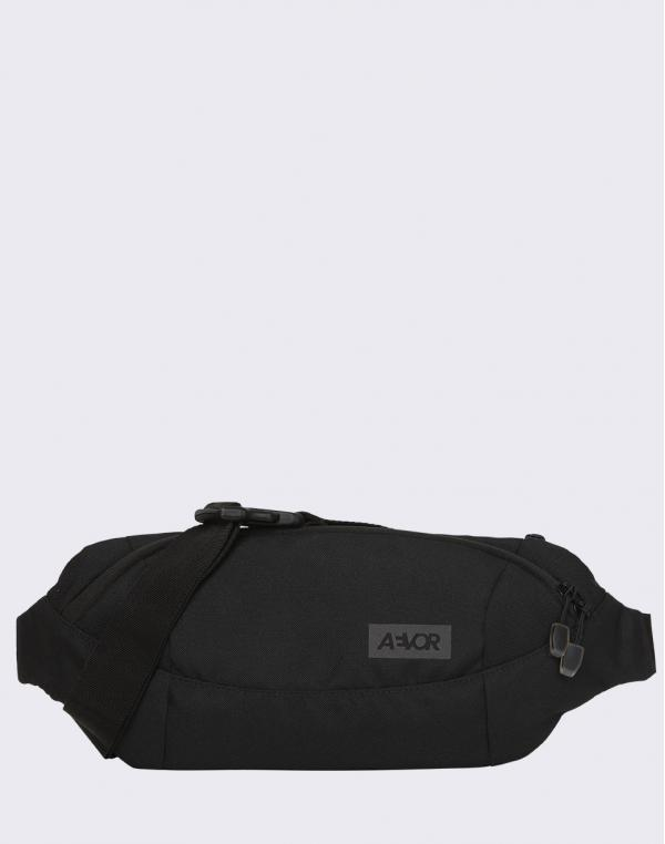 Aevor Shoulder Bag Black Eclipse