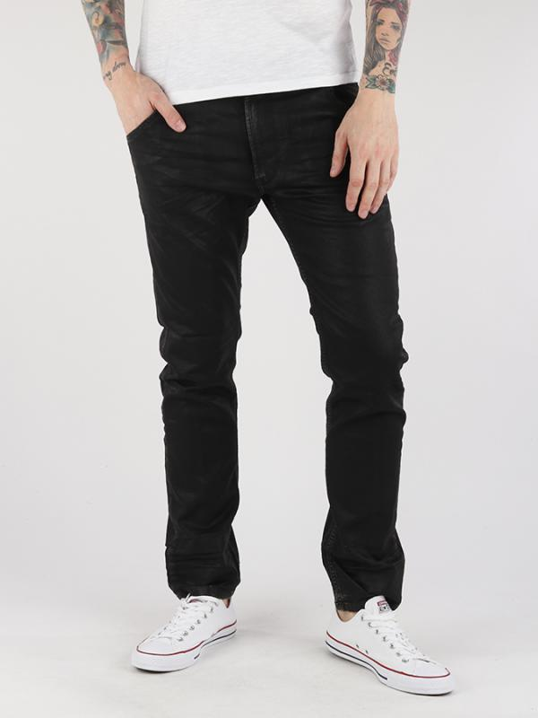 Jogg Jeans Diesel Krooley Cb-Ne Sweat Jeans Černá