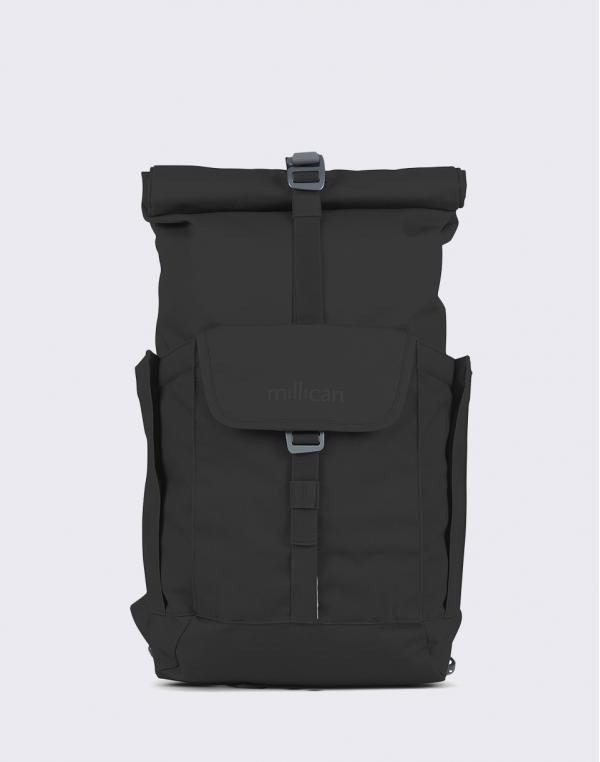 Millican Smith Roll Pack 15 l With Pockets Graphite