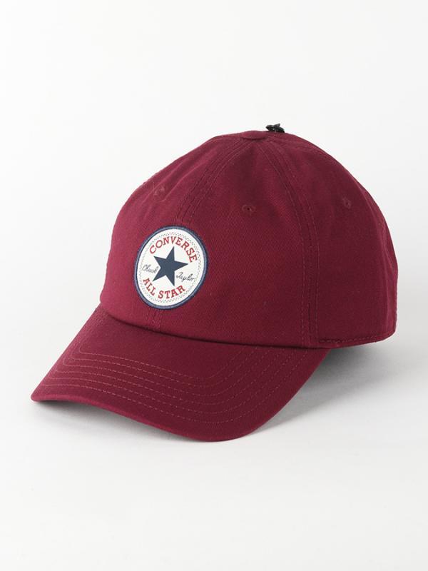 Kšiltovka Converse CORE CAP Červená
