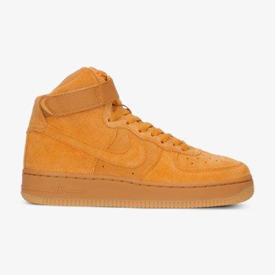 Nike Air Force 1 High Lv8 Bg Žlutá EUR 4,5Y