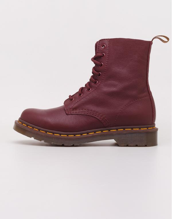 Dr. Martens 1460 Pascal Cherry Red Virginia 36