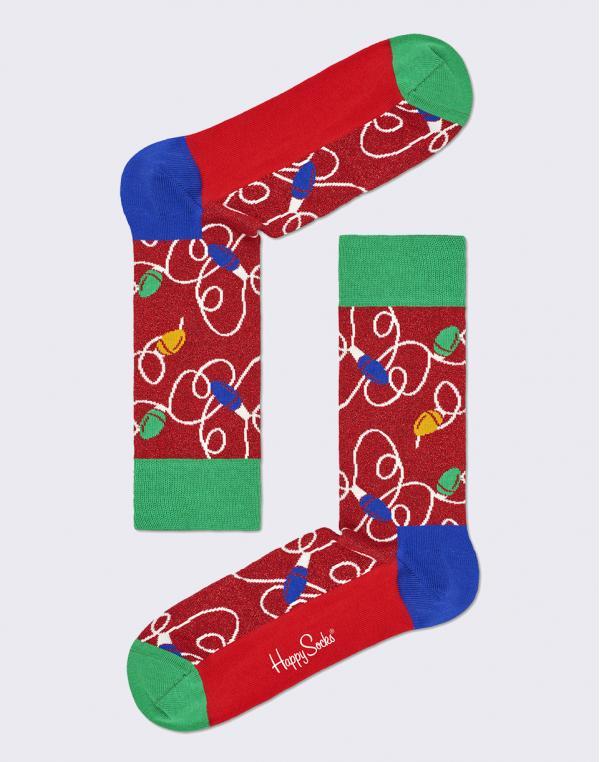Happy Socks Holiday Lights HLI01-4000 41-46