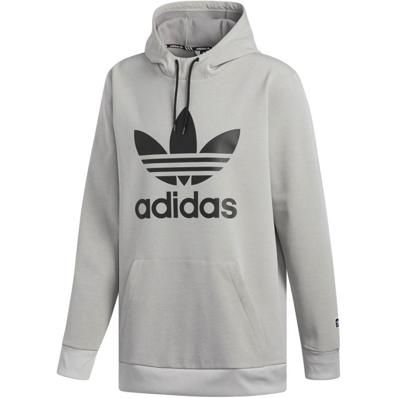 MIKINA ADIDAS TEAM TECH HD - šedá  78818119c69