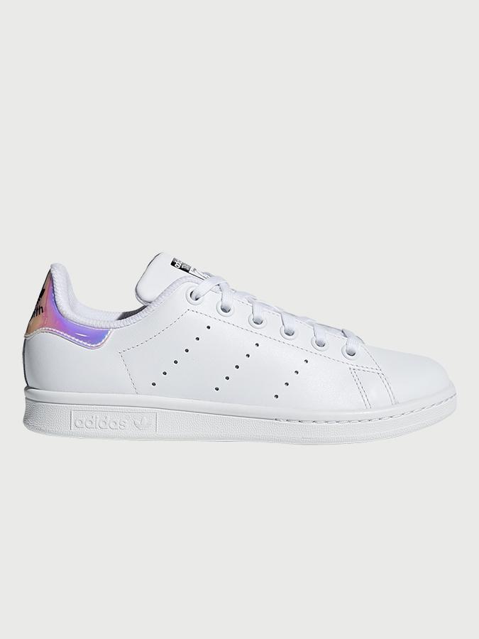 Boty adidas Originals Stan Smith J Bílá  b2aec6b2d1