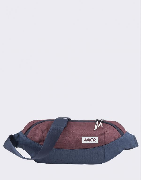 Aevor Shoulderbag Bichrome Iris