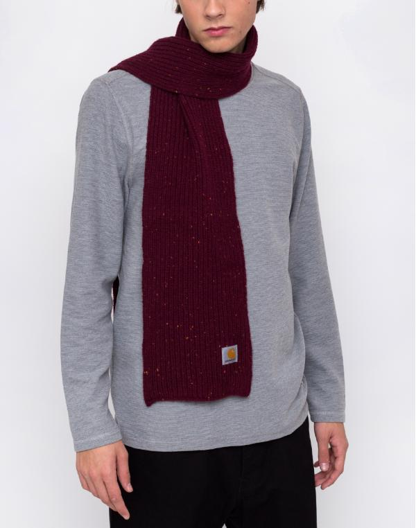 Carhartt WIP Anglistic Plain Mulberry Heather