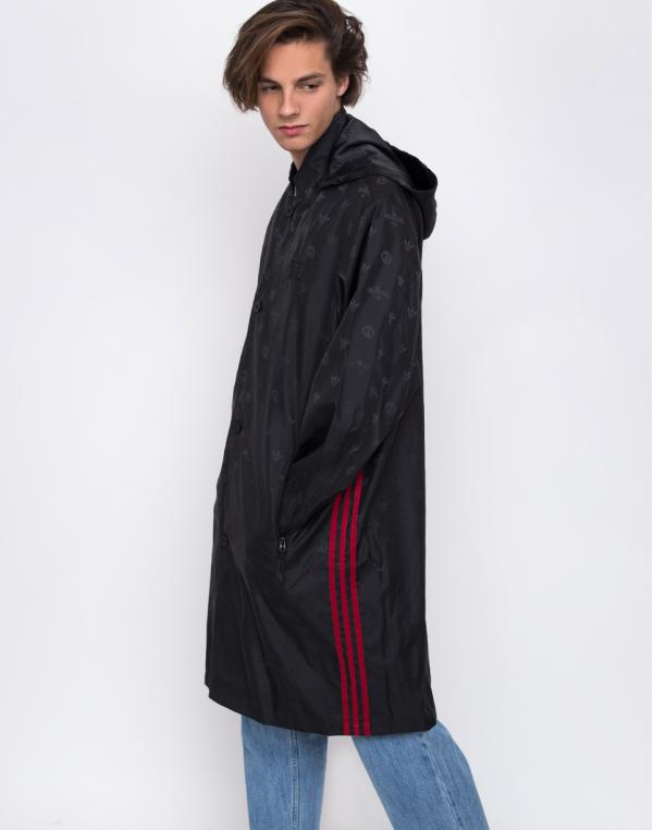adidas Originals UAS Long Coat Black M