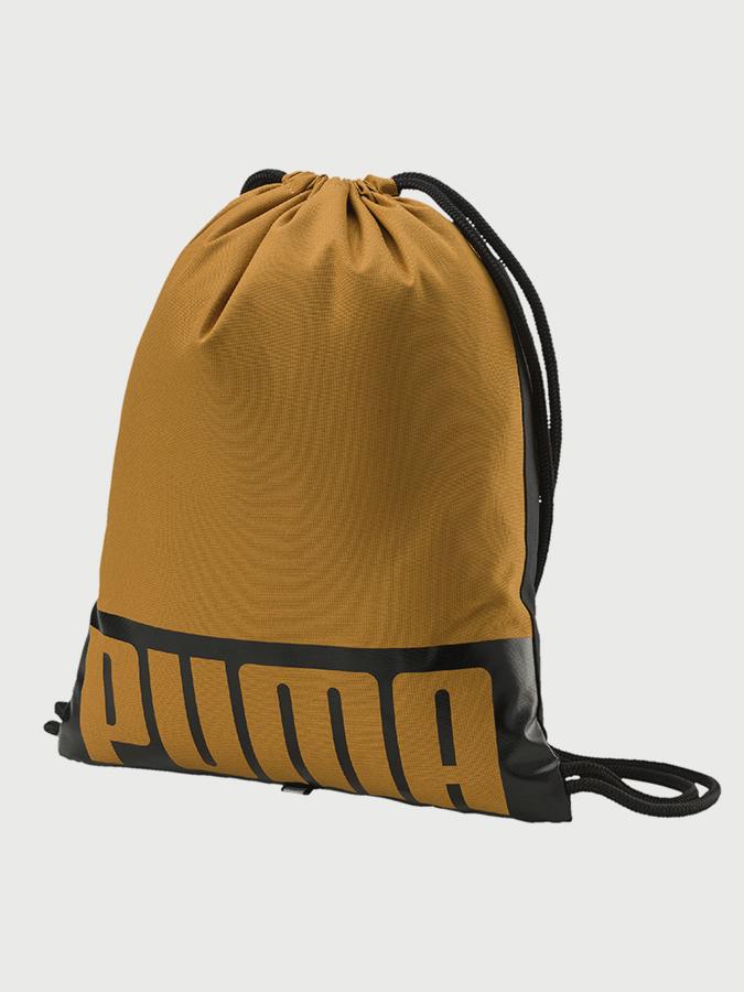 4922e548fb Vak Puma Deck Gym Sack Hnědá
