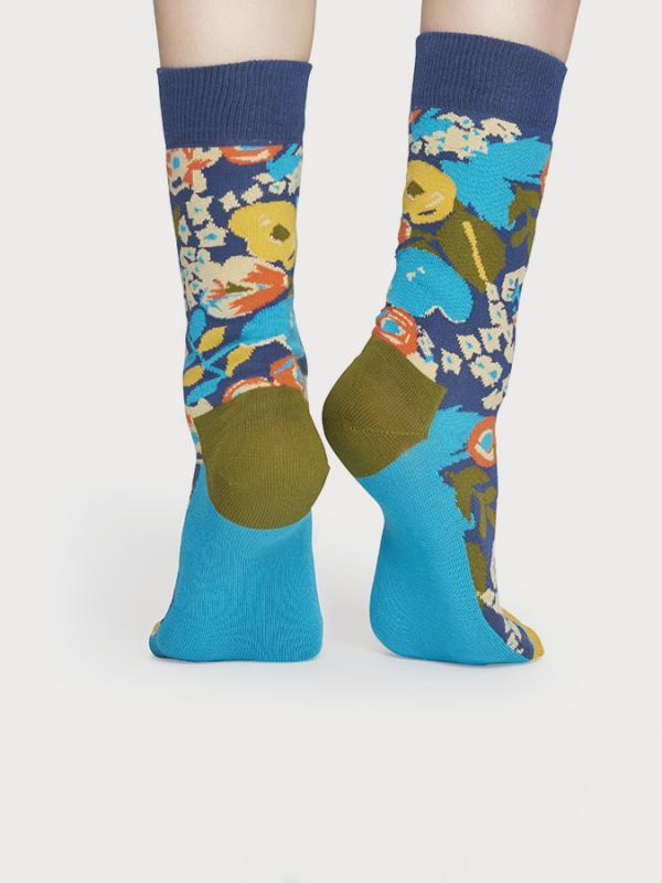 Ponožky Happy Socks Top Floor Sock Barevná