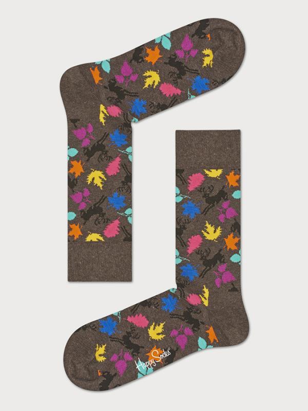 Ponožky Happy Socks Deer Sock Barevná