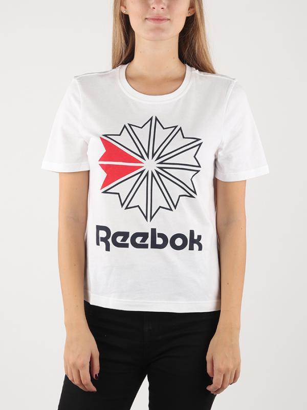 Tričko Reebok Classic AC Gr Tee Bílá