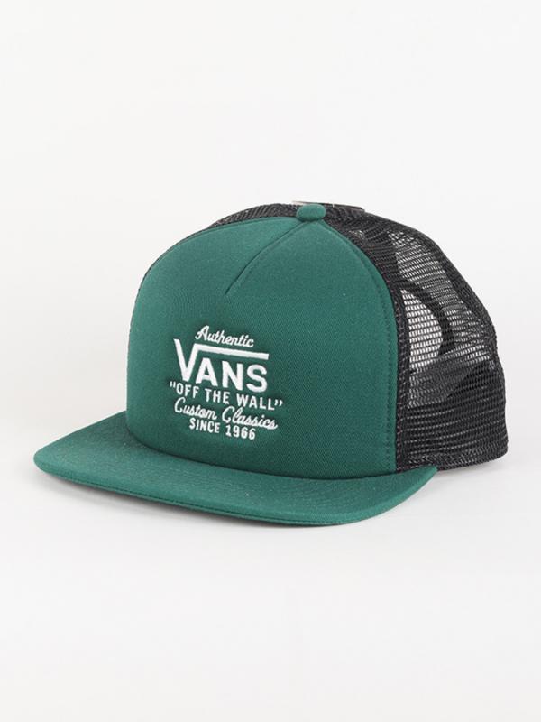Kšiltovka Vans Mn Galer Trucker Evergreen Zelená
