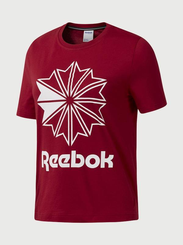 Tričko Reebok Classic AC Gr Tee Červená