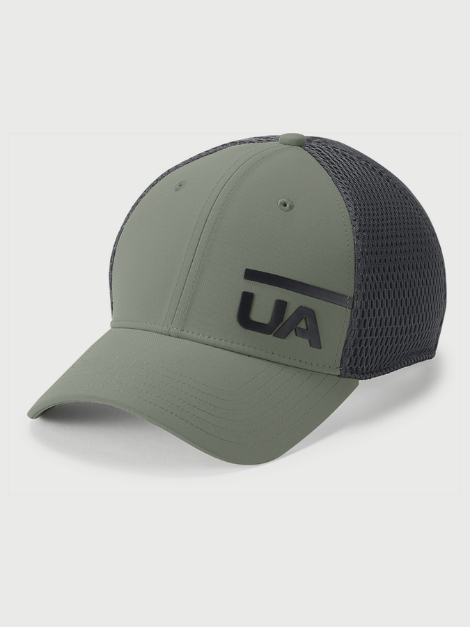 Kšiltovka Under Armour Men  s Train Spacer Mesh Cap Zelená  fedff97d71