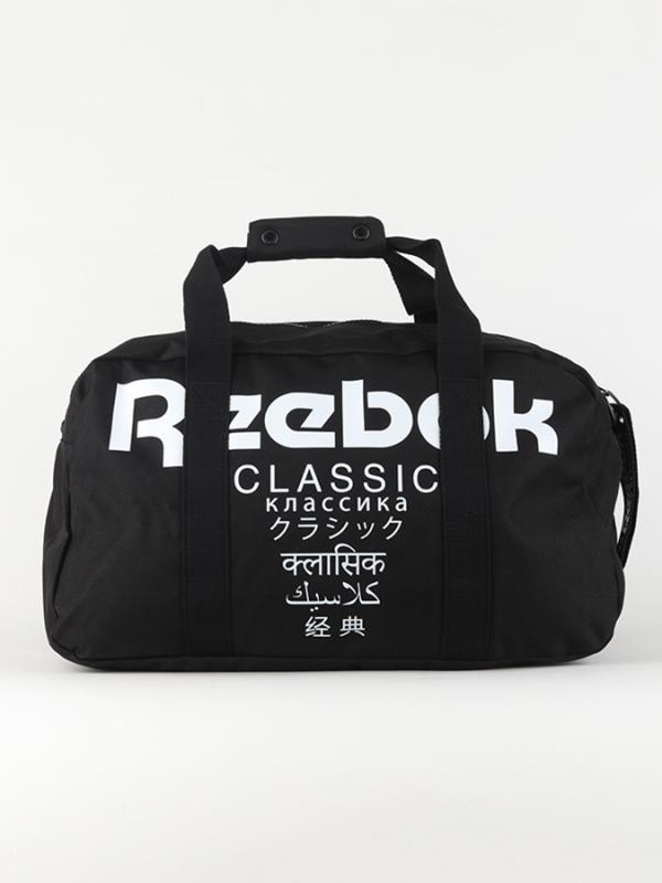 Taška Reebok Classic CL Duffle International Černá