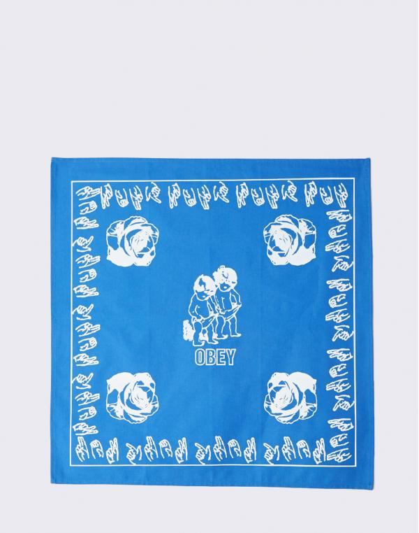 Obey Curious Kiddos Royal Blue