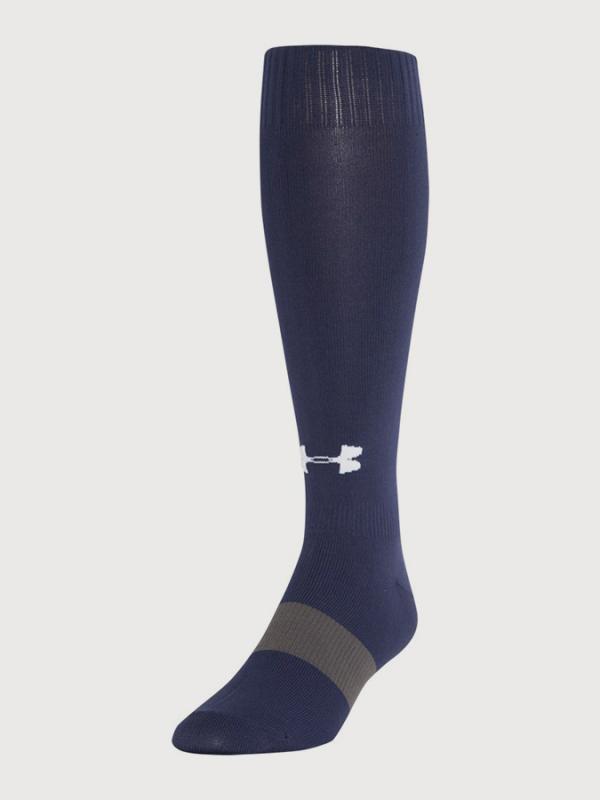 Stulpny Under Armour Soccer Solid Otc Modrá