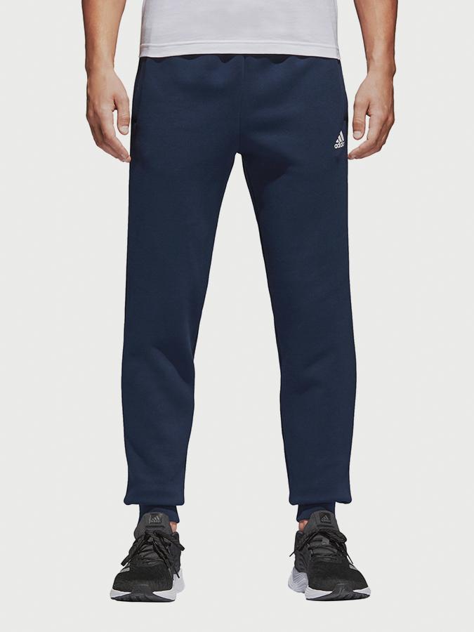 Tepláky adidas Performance Ess T Pant Fl Modrá  27083a964b