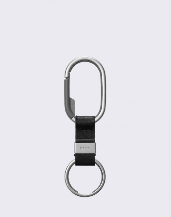 Orbitkey Clip Silver/Black