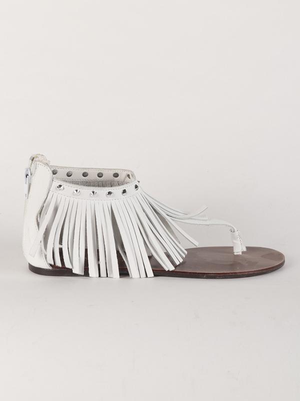 Sandály Primadonna Calzatura Sandal Bílá