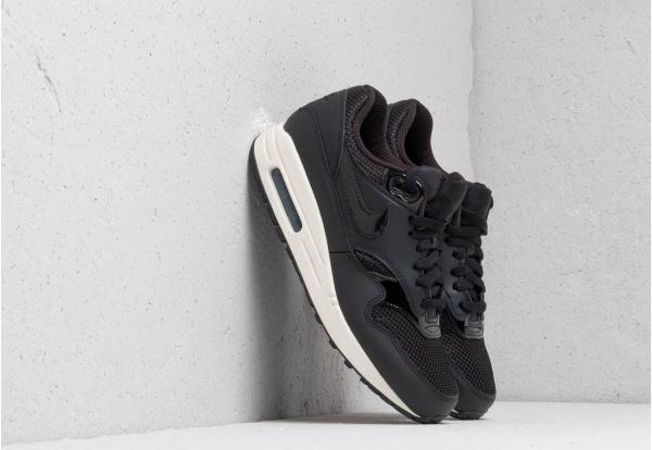 Nike Wmns Air Max 1 Black/ Black-Black-Summit White