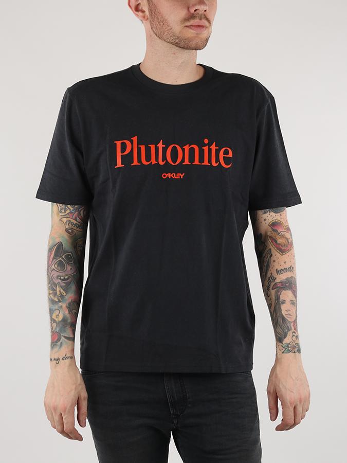 40a4ac144 Tričko Oakley Plutonite SS Černá | SwagWear.cz