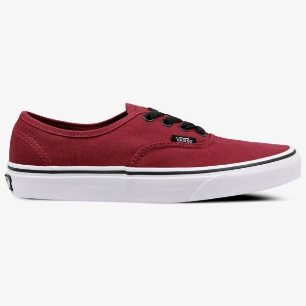 Vans Authentic Bordová EUR 38