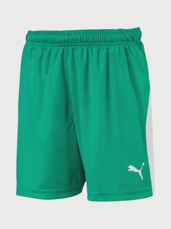 Kraťasy Puma LIGA Shorts Jr Zelená