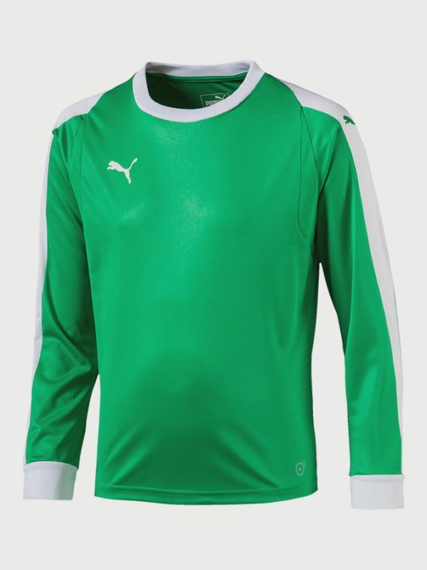 Tričko Puma LIGA GK Jersey Jr Zelená