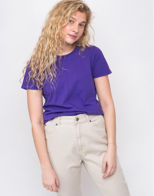 Colorful Standard Women Light Organic Tee Ultra Violet L