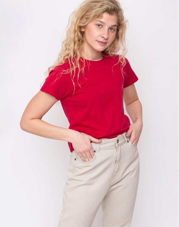 Colorful Standard Women Light Organic Tee Scarlet Red XS