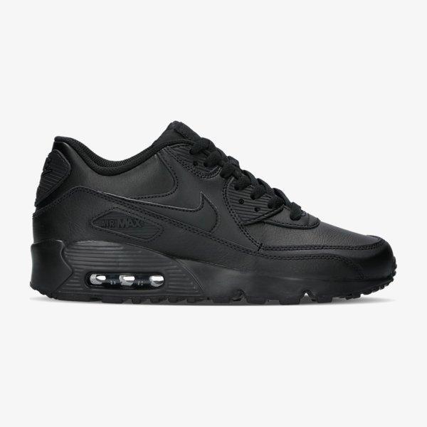 Nike Air Max 90 Leather (Gs) Černá EUR 7Y