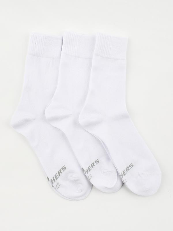 Ponožky Skechers SK41009-1000 - 3 pack Barevná
