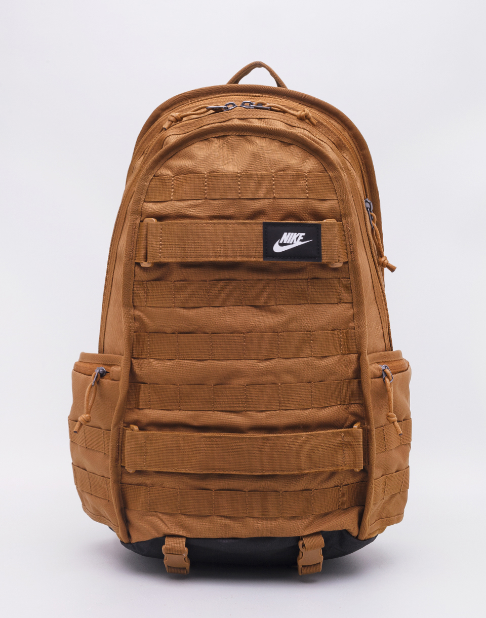 925ce702a5 Nike RPM Backpack Ale Brown  Ale Brown  White