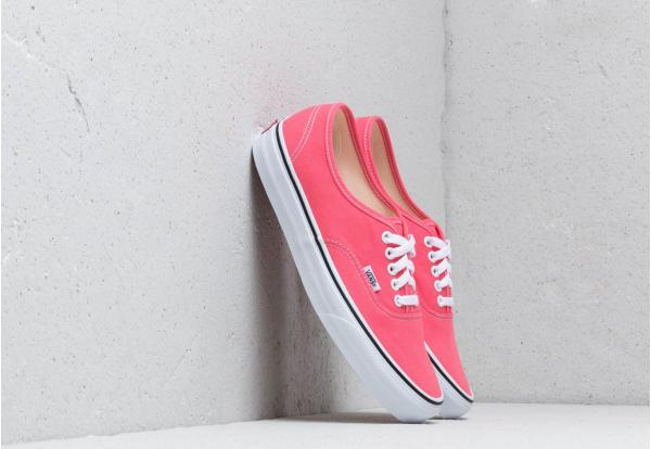 Vans Authentic Strawberry Pink/ Truewhite