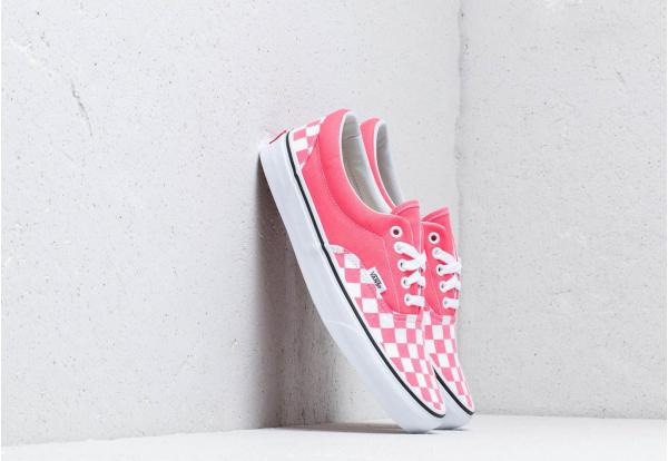 Vans Era (Checkerboard) Strawberry