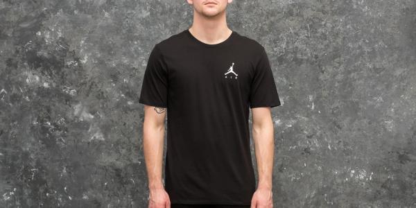 Jordan Sportswear Jumpan Air Embroidered Tee Black