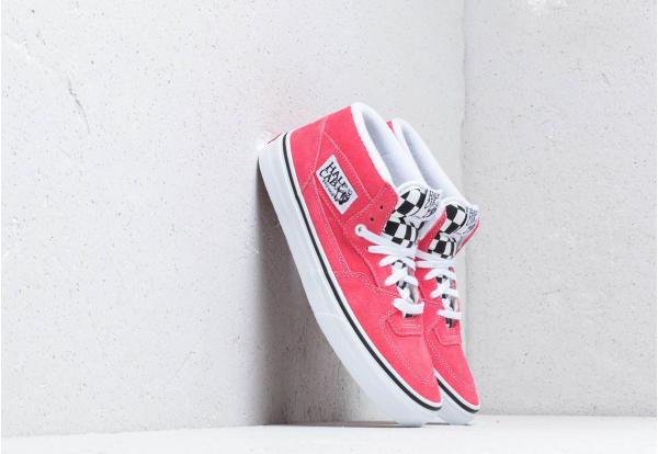 Vans Half Cab (Suede) Strawberry Pink/ T